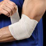 Come curare gomito del tennista