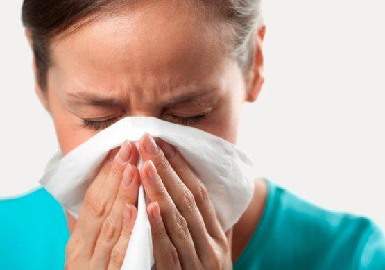 Come curare raffreddore for Seni diversi