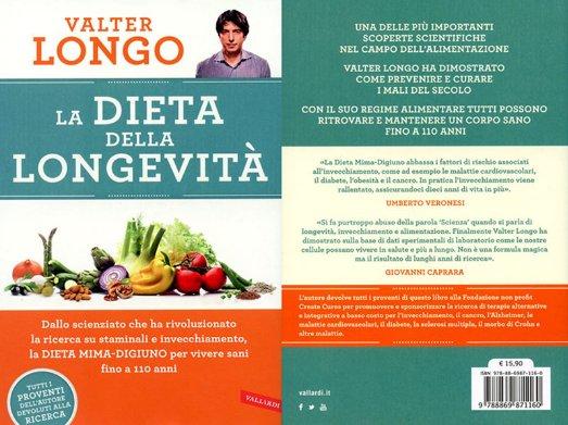 Dieta Della Longevita Una Guida Al Libro Omonimo