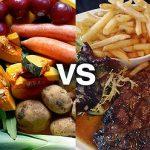Dieta vegetariana e vegana: differenze