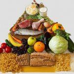 Piramide alimentare nuova e vecchia
