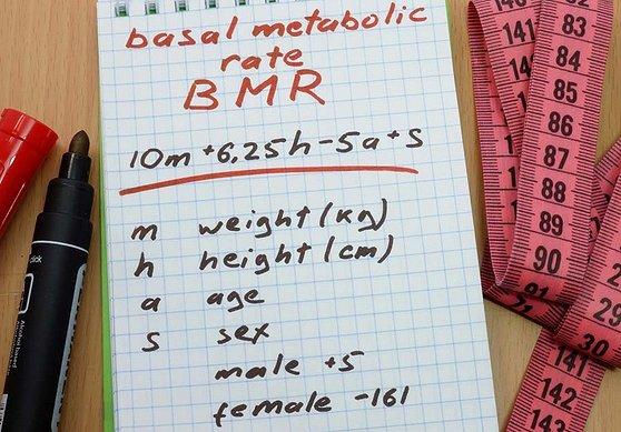rmr calcolatrice di perdita di peso
